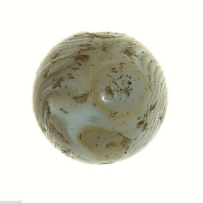 (0395) Natural Banded Agate Bead from China-Tibet, 18th c. and before 2
