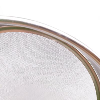 1pc 50 Mesh 0.355mm Aperture Lab Standard Test Sieve Stainless Steel Dia 200mm 4