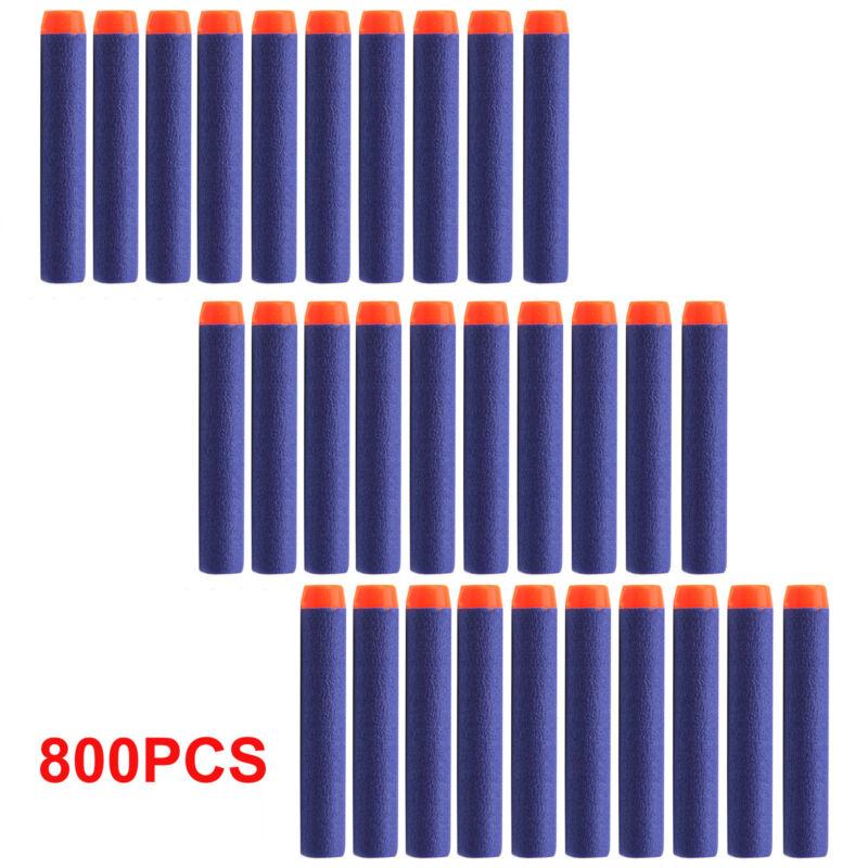 100/200/400/800/1000 Nachfüll Darts Pfeile Elite Clip Darts für NERF N-Strike 7