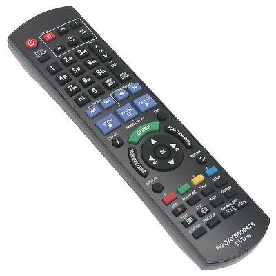 New Remote N2QAYB000479 for Panasonic DVD Recorder DMRXW380 DMRXW385 DMRXW390 3