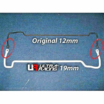 FOR Honda CRV Ultra Racing Rear Lower Bar Member Brace 2 Points 1996