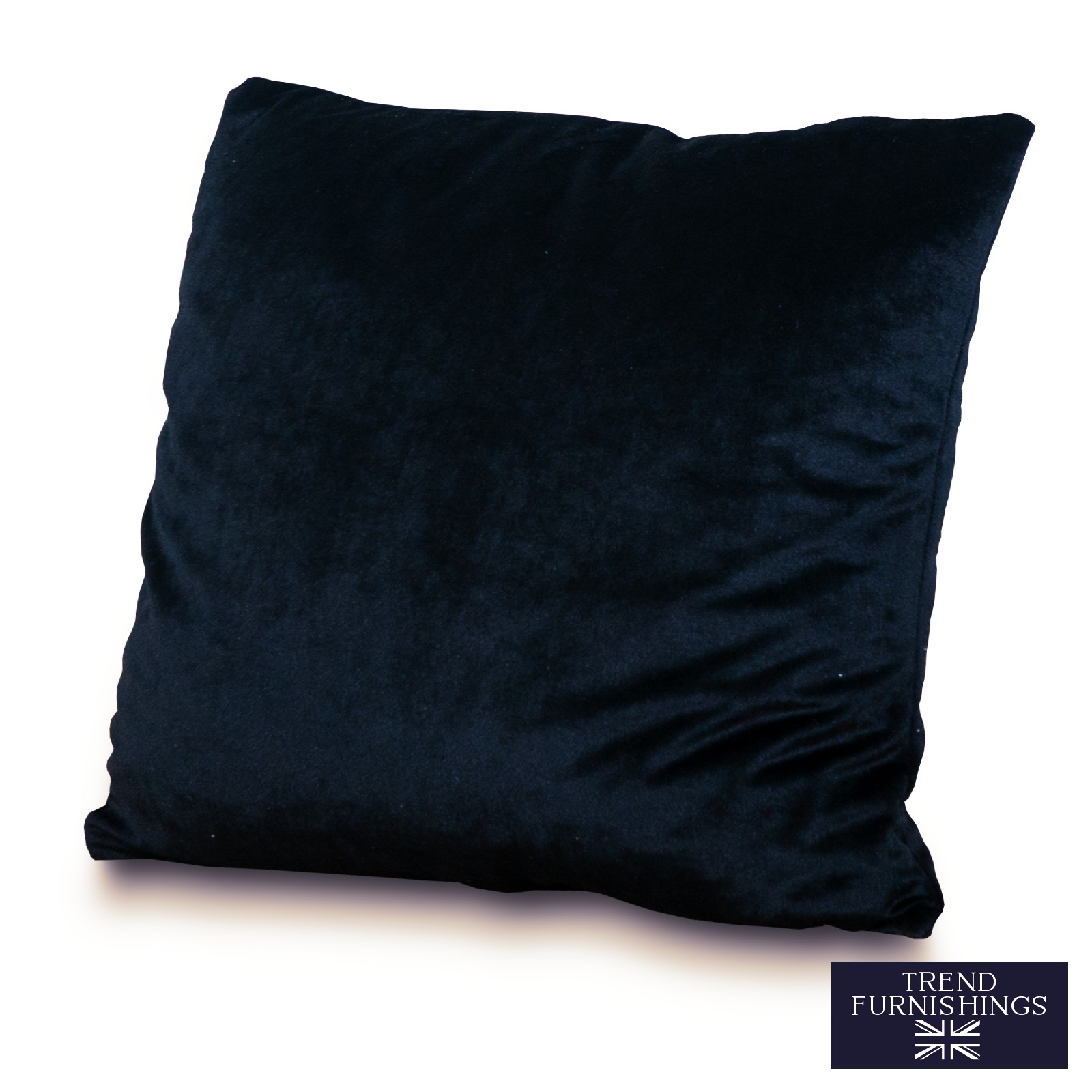 Velvet Soft Plush Cushion Covers 9 Colours Filled or Unfilled Handmade in the UK 2