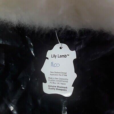 Sheepskin Lily Lamb Decorative Nursery Baby Throw PILLOW COVER New Zealand 6