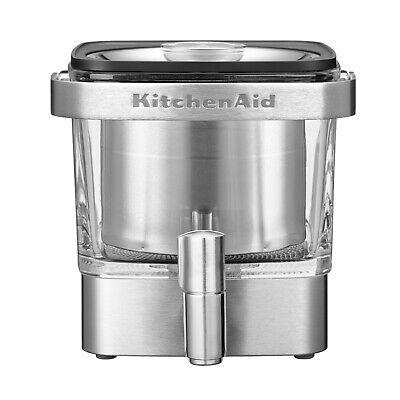 Kitchen Aid Cold-Brew-Kaffeebereiter 5KCM4212SX + Gratis KCBSOB Standfuss 3