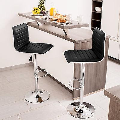 JUEGO DE 2 taburetes de bar taburete oficina casa diseño barra set ...