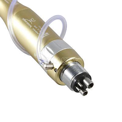 Dental Slow Low Speed E-type Air Dentist Motor Micromotor 4Hole 1:1 Handpiece 3