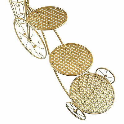 CAKE STAND TRICYLE - 3 Tier Vintage Style | White or Gold