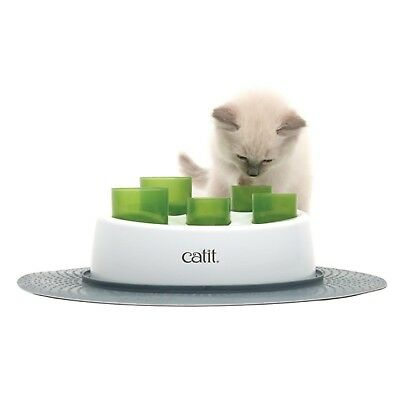 Catit 2.0 Senses Food Digger Cat Treat Feeder Kitten Toy