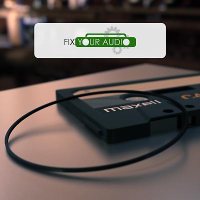 Belt for Aiwa HS-J202 HS-J700 HS-G101 HS-T101 HS-T700 Cassette Player