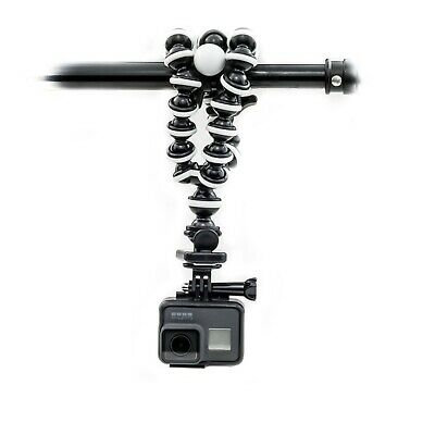 Octopus Flexible Tripod Mount Stand for GoPro Hero 7 6 5 4 3 Action Cam Go Pro 5