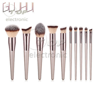 Pro Face Foundation Eyebrow Eyeshadow Brush Makeup Brush Set Tools Cosmetic 2