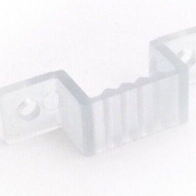 Bombilla Tira De Led Luz Fria Blanca 220V Smd5050 Impermeable Ip65 13Mm 230V 6
