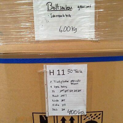 H11 Antique Bed Pages Cabinet Wardrobe Möbelrestaurierung Biedermeier 7