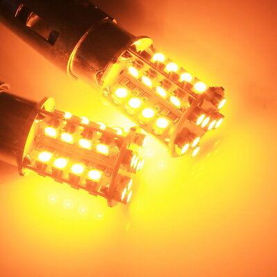 Clignotants 2x Led De Py21w Recul Jaune Bau15s Lampe Ampoule Smd 12v Feu 1156 40 c3L5qS4ARj