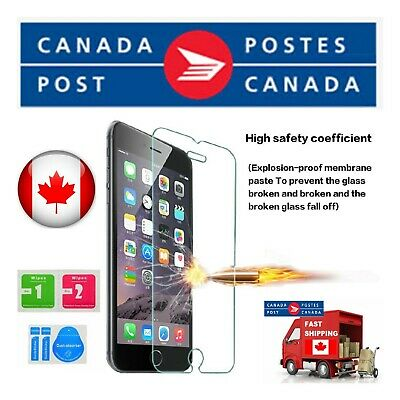 Tempered Glass Screen Protector for iPhone / Strong adhesive / Anti fingerprint 3