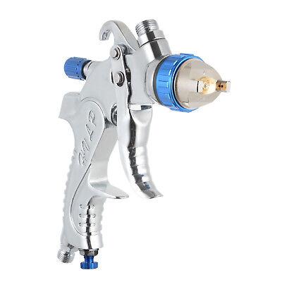 HVLP Spritzpistole Lackierpistole Spraypistole 1.4mm 1.7mm 2.0mm Rostfrei Düsen 4
