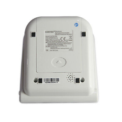 Digital automatic blood pressure monitor+4Cuffs spo2 probe FDA approved home use 7