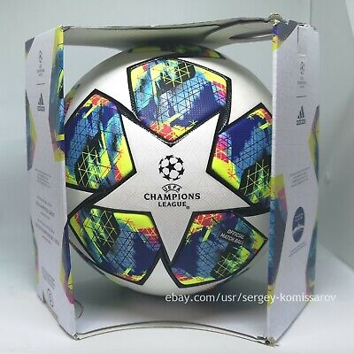 Adidas Champions League Finale 2019-2020 OMB ball, size 5, DY2560, with box 2