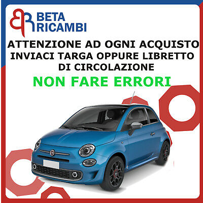 KIT PASTIGLIE FRENO BREMBO FIAT PUNTO 1.2 8V III° serie NATURAL POWER GAS METANO