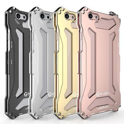 For iPhone 5s SE 6s 7 Plus Luxury Shockproof Aluminum Metal Slim Hard Cover Case 9