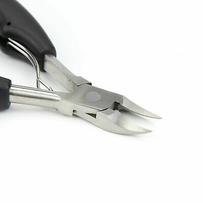 Thick Toenail Toe Nail Clippers Scissors Fungus Ingrown Chiropody Podiatry Plier 8