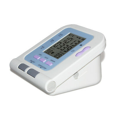 Arm Blood pressure monitor CONTEC08C Electronic Sphygmomanometer Software NIBP 4