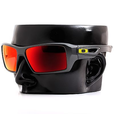 268026571d ... Polarized IKON Iridium Replacement Lenses For Oakley Eyepatch 2 + Red  Mirror 2