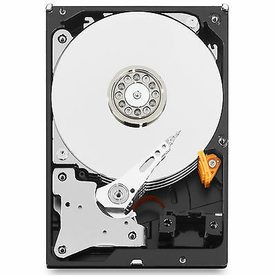 "WD Red 3.5"" Internal NAS HDD 1TB/2TB/3TB/4TB/5TB/6TB/8TB SATA3 64-128MB Network 2"