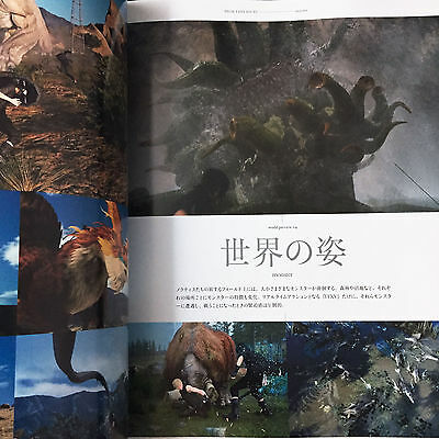 """/'NEW/' Final Fantasy XV 15 Official Guide Book /""""World Prologue/"""" Japan PS4"""