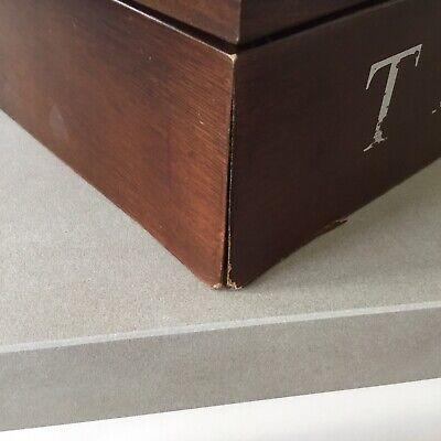 Riverdale. Caja De Te De Madera. Tea Box 8