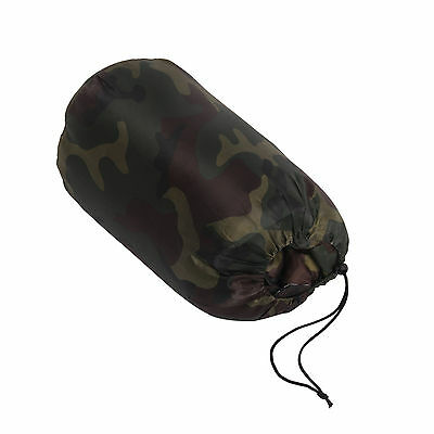 4Season Sleeping Bag Waterproof Single Suit Case Camping Hiking Outdoor Envelope 8