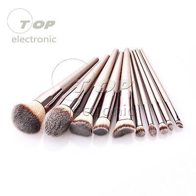 Pro Face Foundation Eyebrow Eyeshadow Brush Makeup Brush Set Tools Cosmetic 8