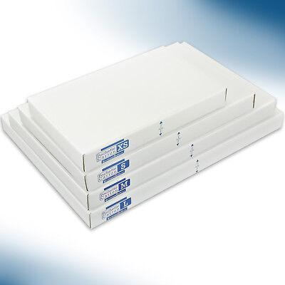 Boîtes pochettes carton petite hauteur 3cm - formats au choix - lots de 5 à 1000 5