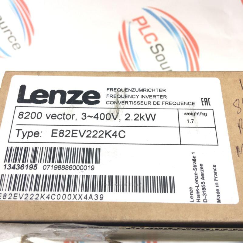 Lenze E82Ev222K4C  Frequency Inverter 3