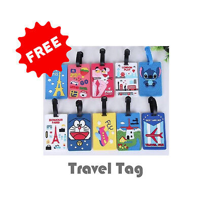 5pcs Travel Organizer Packing Cube Pouch Suitcase Clothes Storage Bags Luggage 2