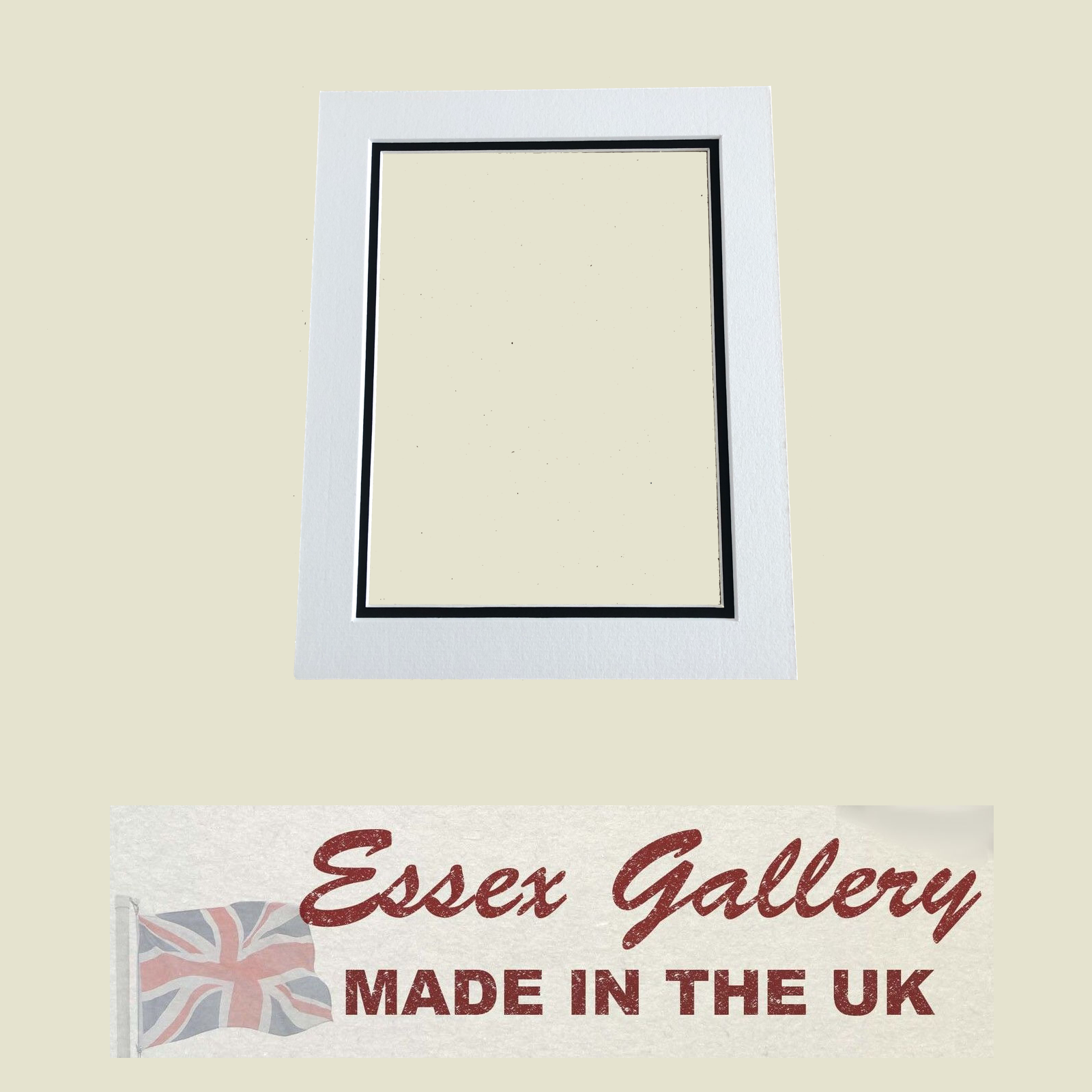 Bespoke Picture & Photo Frame Double Mounts - Cut to Any Size (Max Size 20x16) 2