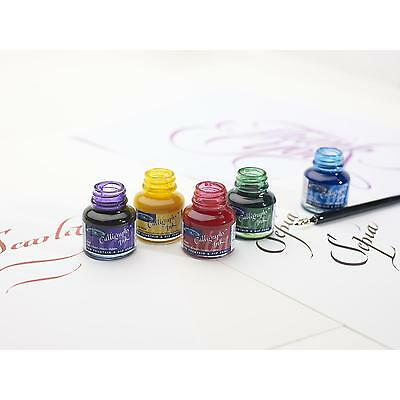 Winsor & Newton Calligraphy Art & Lettering Ink 30ml - 14 Colours Available 3