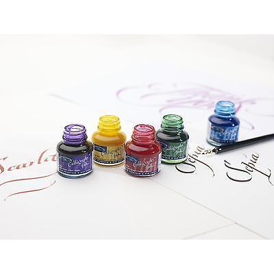 Winsor & Newton Kalligraphie Kunst & Buchstaben Tinte 30ml - 14 Farben Verfügbar