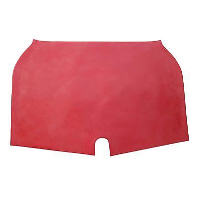 Latex Boxer aus Gummi in rot, Einheitsgröße 4