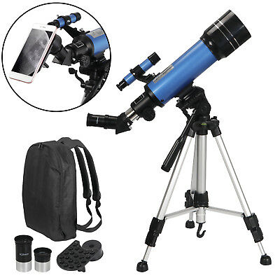 40070 Refractor Astronomical Telescope With Tripod & Phone Adapter For Beginners 10