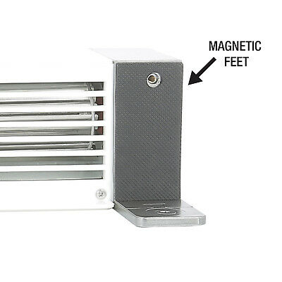 Low Power Radiator Fan Eco Energy Single Double Grill Top & Convention Heaters 7