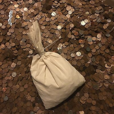 ✯1Lb Pound Unsearched Wheat Cents Lincoln Pennies✯Estate Sale Coins Lot✯1909-58✯ 7
