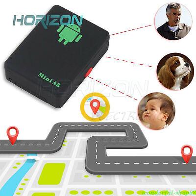 Mini A8 GPS Tracker Locator Car Kid Global Tracking Device Anti-theft Outdoor 8