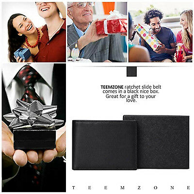 Gift Box For Men High-End Build RFID Blocking Trifold Bifold 11 Pocket ID Window 7