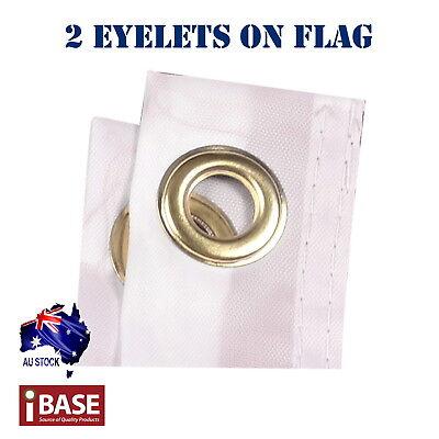 Australian Boxing Kangaroo Aussie AU OZ Flag Outdoor Garden 150x90cm 5x3ft 3