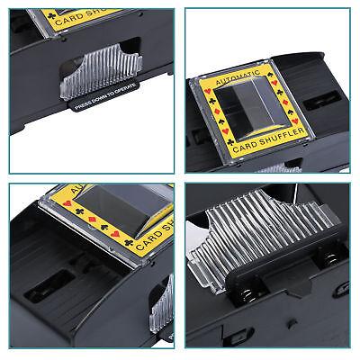Automatic Playing Cards Card Games Poker Sorter Mixer Shuffler Shuffling Shuffle 7