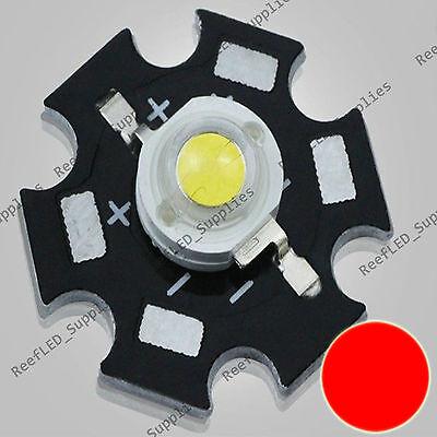 1,5,10 3W High Power LED chip bead PCB-Grow lights, Aquarium, Diy Full Spectrum 5