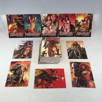 Breygent Red Sonja Promo Card Promo 1