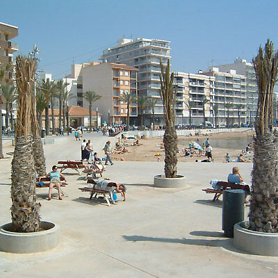 Private Holiday Villa To Rent Let In Spain Costa Blanca Torrevieja Alicante 10