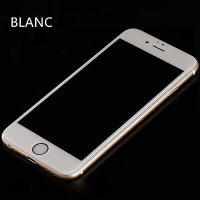 Verre Trempe Iphone 8/7/6/6S/X/Xs Plus S, Ecran Film,Vitre ,Protection Integrale 2